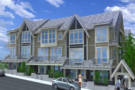 R2319267 - 7 115-123 W QUEENS ROAD, Upper Lonsdale, North Vancouver, BC - Townhouse