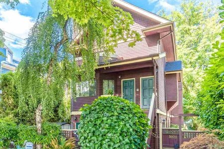R2319283 - 3023 HEATHER STREET, Fairview VW, Vancouver, BC - Townhouse