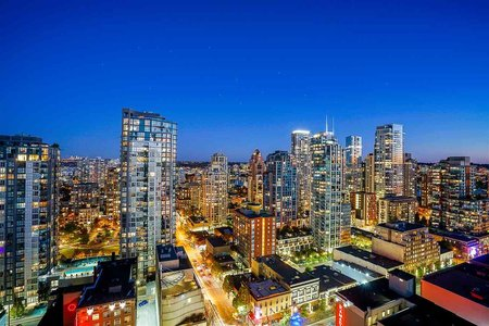 R2319307 - 2404 1188 HOWE STREET, Downtown VW, Vancouver, BC - Apartment Unit