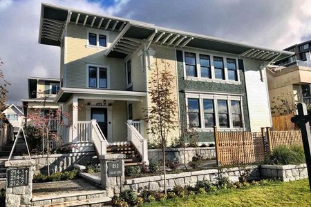 R2319323 - 212 W 6TH STREET, Lower Lonsdale, North Vancouver, BC - House/Single Family