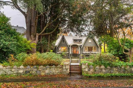 R2319549 - 4176 CROWN CRESCENT, Point Grey, Vancouver, BC - House/Single Family