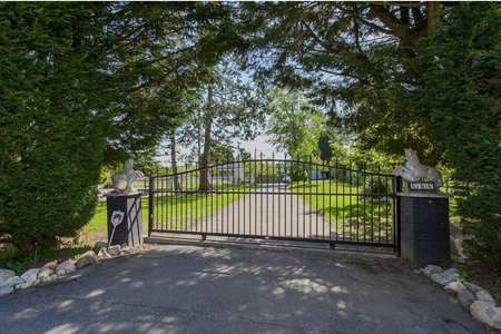R2319770 - 606 202 STREET, Campbell Valley, Langley, BC - House with Acreage