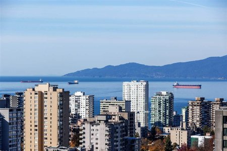 R2319842 - 2605 1028 BARCLAY STREET, West End VW, Vancouver, BC - Apartment Unit
