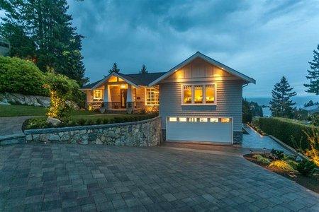 R2319990 - 5844 FALCON ROAD, Eagleridge, West Vancouver, BC - House/Single Family