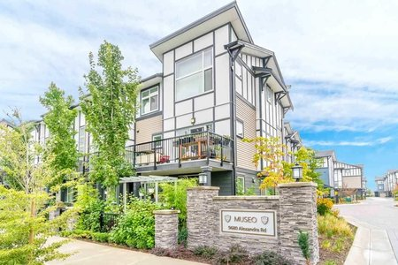 R2319997 - 90 9680 ALEXANDRA ROAD, West Cambie, Richmond, BC - Townhouse