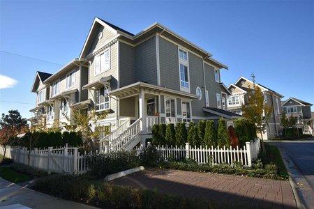 R2320170 - 46 5510 ADMIRAL WAY, Neilsen Grove, Delta, BC - Townhouse