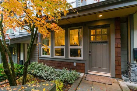 R2320413 - 181 W QUEENS ROAD, Upper Lonsdale, North Vancouver, BC - Townhouse