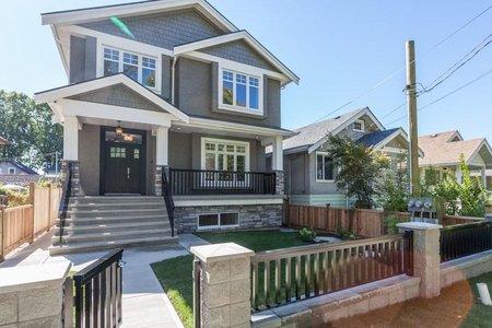 R2320658 - 2252 E 6TH AVENUE, Grandview VE, Vancouver, BC - House/Single Family