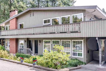 R2320689 - 64 MORVEN DRIVE, Glenmore, West Vancouver, BC - Townhouse