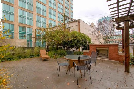 R2320749 - 401 531 BEATTY STREET, Downtown VW, Vancouver, BC - Apartment Unit