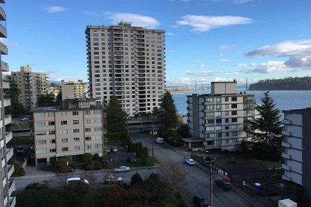 R2320802 - 801 2135 ARGYLE AVENUE, Dundarave, West Vancouver, BC - Apartment Unit