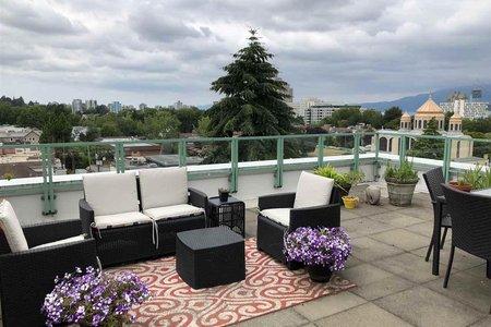 R2320867 - PH801 503 W 16TH AVENUE, Fairview VW, Vancouver, BC - Apartment Unit