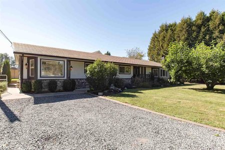 R2320985 - 23230 34A AVENUE, Campbell Valley, Langley, BC - House/Single Family