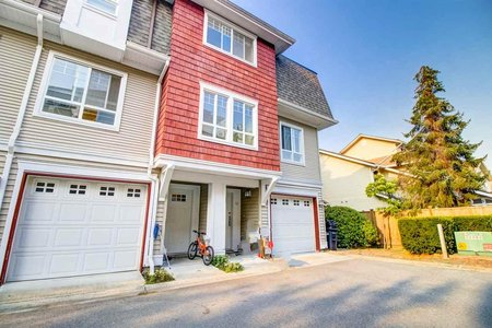 R2321359 - 12 8131 GENERAL CURRIE ROAD, Brighouse South, Richmond, BC - Townhouse