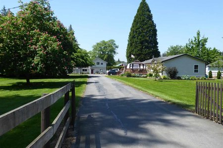 R2321389 - 3717 224 STREET, Campbell Valley, Langley, BC - House with Acreage