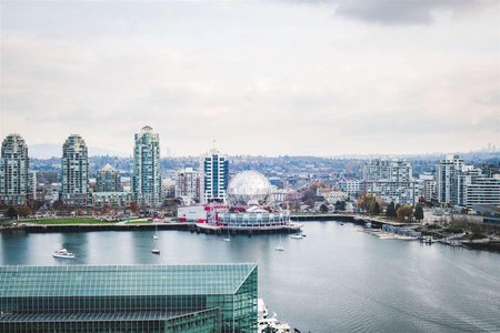 R2321714 - 2502 33 SMITHE STREET, Yaletown, Vancouver, BC - Apartment Unit