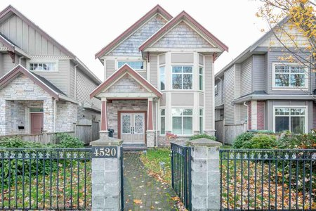 R2321994 - 4520 STEVESTON HIGHWAY, Steveston South, Richmond, BC - House/Single Family