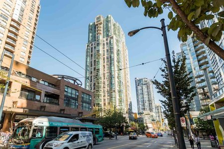 R2322010 - 1205 1188 HOWE STREET, Downtown VW, Vancouver, BC - Apartment Unit