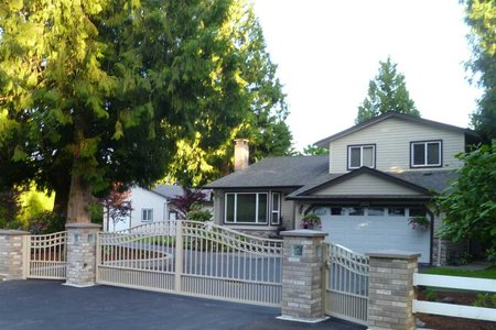 R2322064 - 24056 54 AVENUE, Salmon River, Langley, BC - House with Acreage