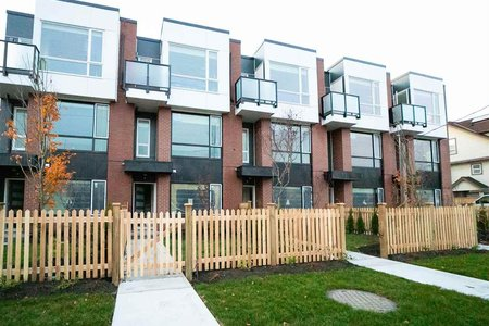 R2322149 - 8 22711 WESTMINSTER HIGHWAY, Hamilton RI, Richmond, BC - Townhouse