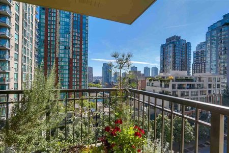 R2322319 - 807 969 RICHARDS STREET, Downtown VW, Vancouver, BC - Apartment Unit