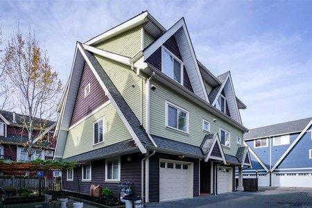 R2322336 - 4 7531 S NO 4 ROAD, McLennan North, Richmond, BC - Townhouse