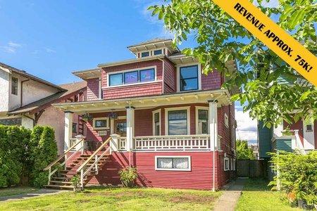R2322414 - 2901 W 5TH AVENUE, Kitsilano, Vancouver, BC - House/Single Family