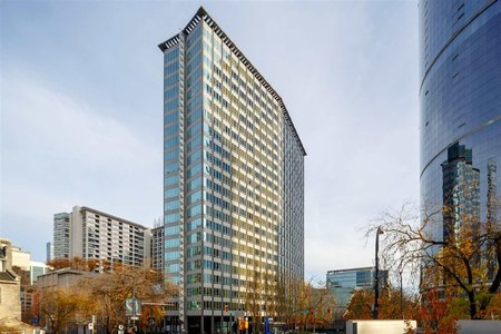 R2322562 - 1302 989 NELSON STREET, Downtown VW, Vancouver, BC - Apartment Unit