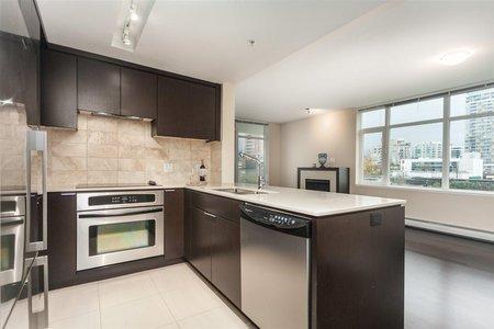 R2322753 - 607 1320 CHESTERFIELD AVENUE, Central Lonsdale, North Vancouver, BC - Apartment Unit