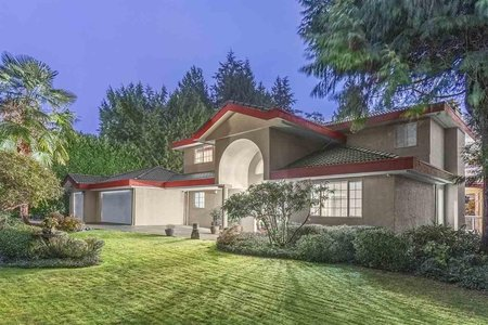 R2322786 - 518 EASTCOT ROAD, British Properties, West Vancouver, BC - House/Single Family