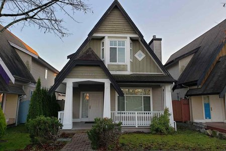 R2322954 - 10868 SHEPHERD DRIVE, West Cambie, Richmond, BC - House/Single Family