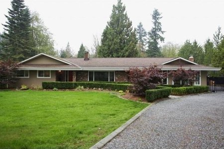 R2323070 - 2221 216 STREET, Campbell Valley, Langley, BC - House with Acreage