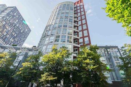 R2323287 - 313 933 SEYMOUR STREET, Downtown VW, Vancouver, BC - Apartment Unit