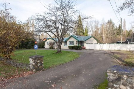 R2323599 - 23231 34A AVENUE, Campbell Valley, Langley, BC - House with Acreage