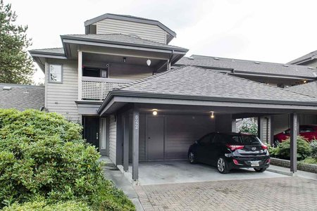 R2323837 - 822 ROCHE POINT, Roche Point, North Vancouver, BC - Townhouse