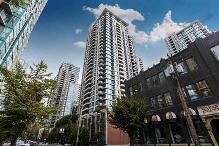 R2323846 - 1204 928 HOMER STREET, Yaletown, Vancouver, BC - Apartment Unit