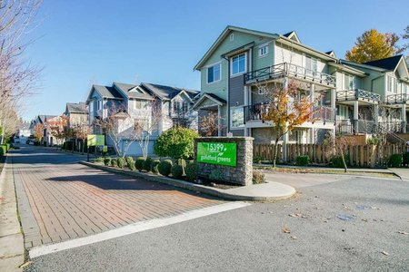 R2323934 - 50 15399 GUILDFORD DRIVE, Guildford, Surrey, BC - Townhouse
