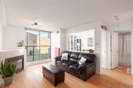 R2323960 - 606 63 KEEFER PLACE, Downtown VW, Vancouver, BC - Apartment Unit