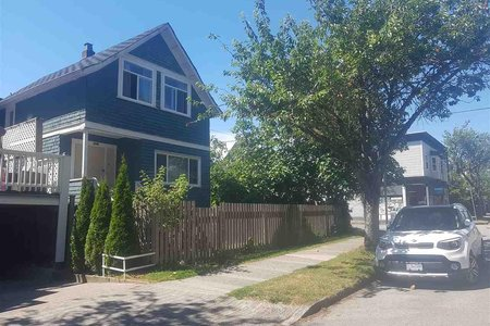 R2324094 - 2205 YEW STREET, Kitsilano, Vancouver, BC - House/Single Family