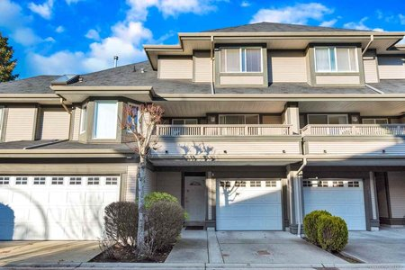 R2324277 - 27 8000 HEATHER STREET, Garden City, Richmond, BC - Townhouse