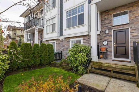R2324347 - 21 7686 209 STREET, Willoughby Heights, Langley, BC - Townhouse