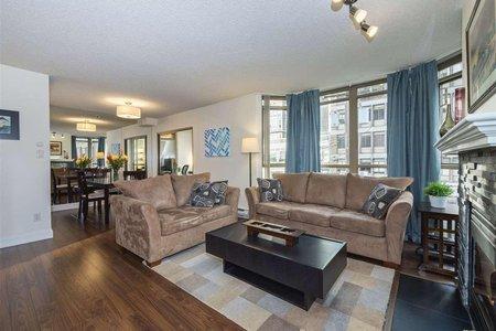 R2324358 - 506 867 HAMILTON STREET, Downtown VW, Vancouver, BC - Apartment Unit