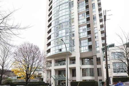 R2324588 - 503 907 BEACH AVENUE, Yaletown, Vancouver, BC - Apartment Unit