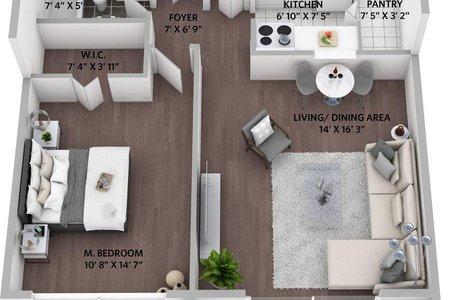 R2324670 - 314 8870 CITATION DRIVE, Brighouse, Richmond, BC - Apartment Unit