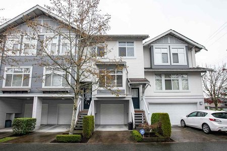 R2324725 - 17 9533 GRANVILLE AVENUE, McLennan North, Richmond, BC - Townhouse