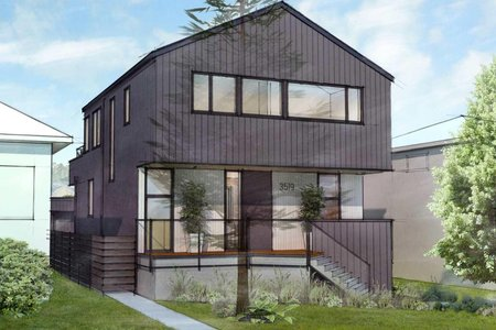 R2324855 - 3519 HULL STREET, Grandview VE, Vancouver, BC - House/Single Family