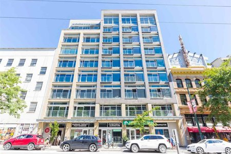 R2324981 - 601 33 W PENDER STREET, Downtown VW, Vancouver, BC - Apartment Unit