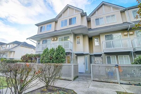 R2324997 - 18 7831 GARDEN CITY ROAD, Brighouse South, Richmond, BC - Townhouse