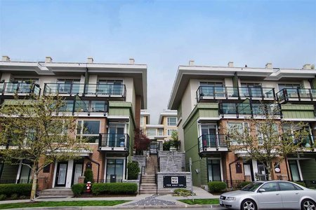 R2325046 - 35 728 W 14TH STREET, Hamilton, North Vancouver, BC - Townhouse