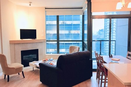 R2325263 - 906 1239 W GEORGIA STREET, Coal Harbour, Vancouver, BC - Apartment Unit
